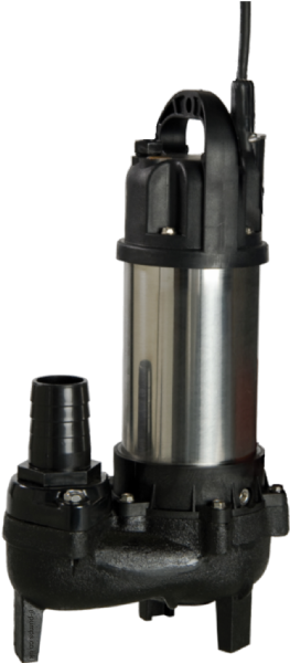 SV-250 Manual Submersible Drainage & Sewage Pump 230V